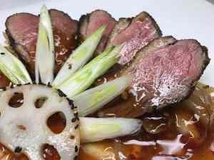 鴨南蛮そばの鴨肉が美容食?